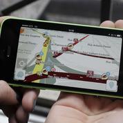 Waze, Uber, Airbnb, ces applications qui polluent les villes
