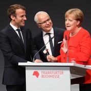 Mise à l'honneur à la Foire de Francfort, l'édition française espère des retombées