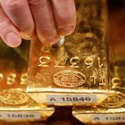Depuis la crise, l'Allemagne se rue vers l'or