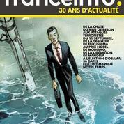 France Info ,30 ans d'actualité revisités par les plus grands auteurs de BD