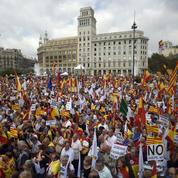 À Barcelone, la fête de l'hispanité divise les familles