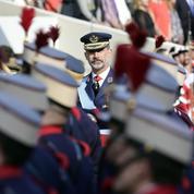 Une fête nationale singulière, en pleine crise catalane