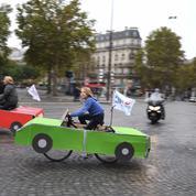 À Paris, la voiture est déjà une espèce en voie de disparition