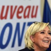 L'«euro-réformisme», nouvelle doctrine du Front national