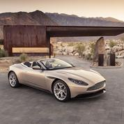 L'Aston Martin DB11 Volante se découvre