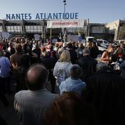 À Nantes, les partisans du projet de Notre-Dame-des-Landes manifestent