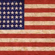 Jasper Johns, porte-drapeau du Pop Art