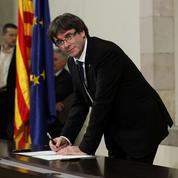 Catalogne: le camp séparatiste se divise