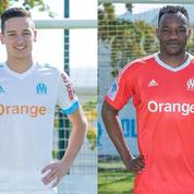 Orange nouveau sponsor maillot de l'OM