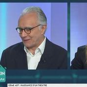 Alain Ducasse au cinéma : «J'ai la vision d'une gastronomie humaniste»