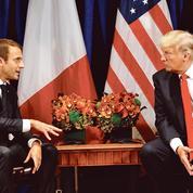 Pour Macron, «la méthode de Trump sur l'Iran n'est pas la bonne»