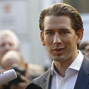 Kurz, le jeune loup de la droite autrichienne en route pour la Chancellerie