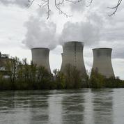 Nouvel avertissement pour les centrales nucléaires d'EDF