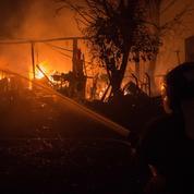 Des incendies font près de 45 morts au Portugal et en Espagne