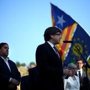 Catalogne : Madrid lance un ultimatum à Puigdemont sur la déclaration d'indépendance