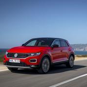 Volkswagen T-Roc, une Golf en mode SUV
