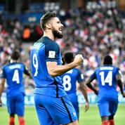 France-Galles de foot puis France-Nlle-Zélande de rugby : l'étrange doublé du Stade de France en 24 heures
