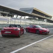 Porsche 718 GTS Cayman et Boxster, le choix des armes
