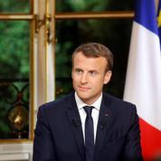 Contre le chômage des jeunes, Macron mise sur l'apprentissage