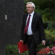 David Davis: «L'Europe devrait adopter un peu plus de souplesse dans les négociations sur le Brexit»