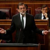 Madrid envisage clairement une suspension de l'autonomie en Catalogne
