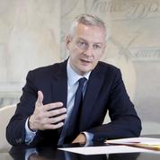 Bruno Le Maire : «Dix milliards de taxes à rembourser, c'est un scandale d'État»