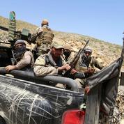 À Tora Bora, la «drôle de guerre» contre l'État islamique