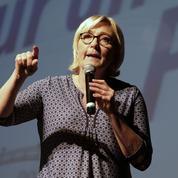 Congrès FN : Marine Le Pen seule candidate à sa succession