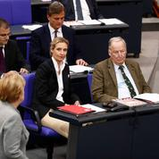 Au Bundestag, l'Alternative für Deutschland veut la confrontation