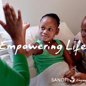 Sanofi se dote d'une signature internationale