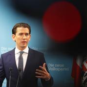Autriche: l'extrême droite saisit la main tendue par Sebastian Kurz