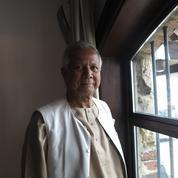 Muhammad Yunus: «Paris 2024 sera aussi les JO de l'entrepreneuriat social»