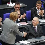 Au Bundestag, l'avertissement de Wolfgang Schäuble