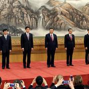 Qui sont les nouveaux hommes du comité permanent du Politburo chinois