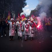 Quand les divisions syndicales font les affaires de Macron