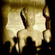 Égypte: découverte d'un temple perdu du pharaon Ramsès II