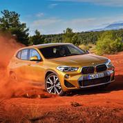 BMW X2, sur le terrain du SUV compact sportif
