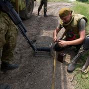 Le sud-est de l'Ukraine en passe de devenir l'une des régions les plus minées au monde