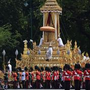 Thaïlande : majestueuses funérailles pour Rama IX