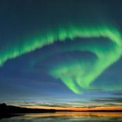 Les aurores boréales, reines de l'hiver dans le Grand Nord