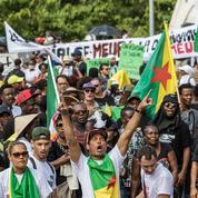 Les Guyanais réclament l'application du plan d'urgence