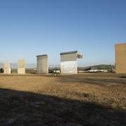 États-Unis : les prototypes du mur frontalier avec le Mexique présentés