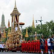 La Thaïlande a dit adieu à son bon roi Bhumibol