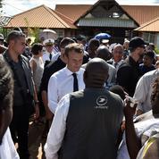Le voyage mouvementé de Macron en Guyane
