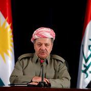Kurdistan irakien : Massoud Barzani renonce à être président