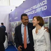 Dassault Aviation et Reliance scellent leur partenariat en Inde