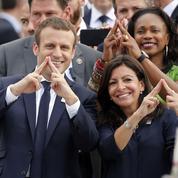 Anne Hidalgo : «Emmanuel Macron apporte de l'optimisme»