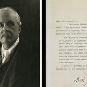 100 ans après, ce qu'il faut savoir de la Déclaration Balfour