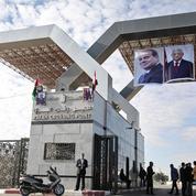 Le Hamas cède le contrôle des frontières de Gaza