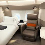 Singapore Airlines fait briller l'A380 d'Airbus